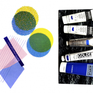 Colour in Screenprinting