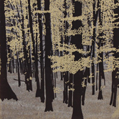 Mini Print Autumn Oaks(1)